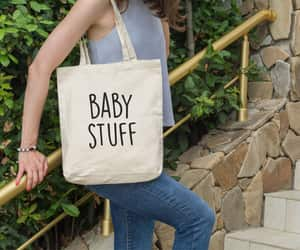 etsy, baby stuff, and funnytotebag image