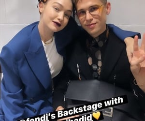 2020, backstage, and candids image