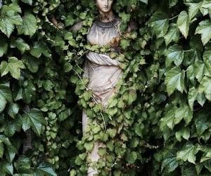enchanted, magic, and greens image