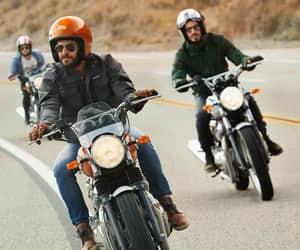 bike, ride, and biker image