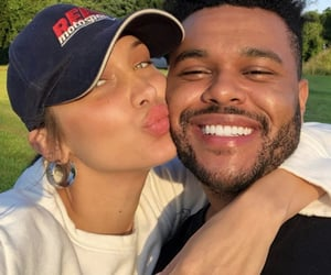 couple pictures, couple pics, and bella hadid image
