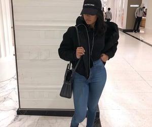 Balenciaga, beauty, and casual image
