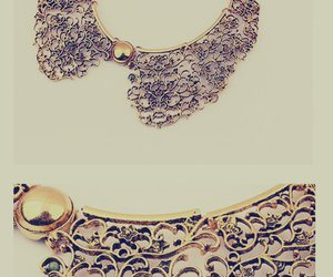 beautiful, collar, and necklace image