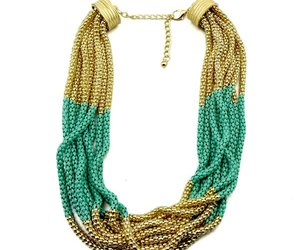 beautiful, colors, and necklace image