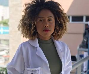 black girl, brazil, and doutora image