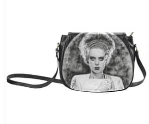 Bride of Frankenstein, goth, and monster image