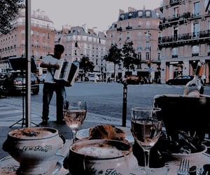 food, france, and aesthetic image