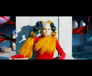 cancion, grimes, and video image