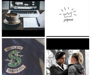 aesthetic, crown, and bughead image