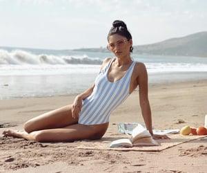 beach, beachlife, and fashion image