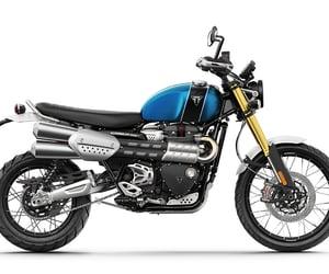 scrambler, triumph motorcycles, and scrambler 1200 xe image