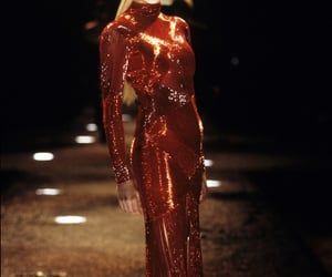 Alexander McQueen, fashion, and model image