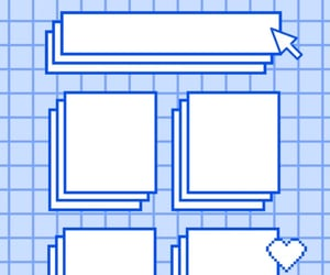 background, blue background, and edit image
