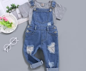 baby clothes, fashion, and girls image
