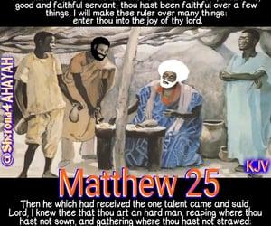 bible, gospel, and black men image