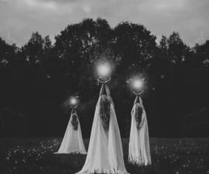 spiritual, witchcraft, and Witches image