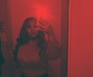 art, me, and rojo image