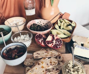baking, brunch, and cooking image