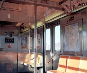 metro, subway, and train image