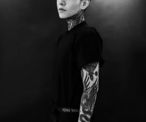 aesthetic, asian girl, and androgynous image