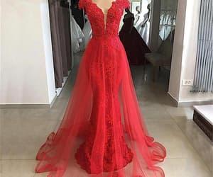 formal dress, evening gowns, and robe de soirée image