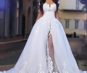 robe de mariée, robe de marriage, and cheap bridal dress image