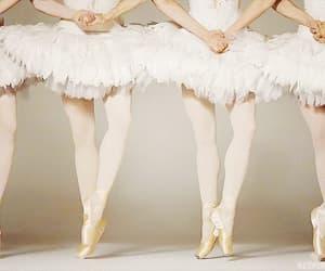 ballerina, dance, and gif image