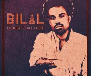 music, bilal, and new single image