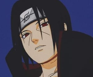 itachi, cute, and uchiha image