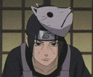 itachi, uchiha, and naruto image
