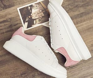 cozy, pink, and sneakers image