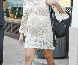 pregnant style, clothes, and pregnancy image