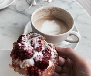 caffeine, coffee, and yummy image