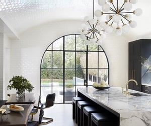 kitchen, decoration, and design image