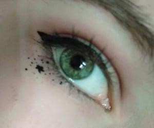 eyes, green eyes, and make up image