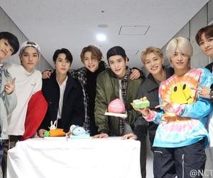 boys, doyoung, and haechan image