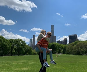 adventure, Central Park, and new york image