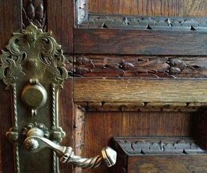 antique, vintage, and woodwork image