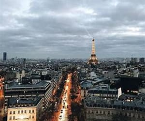 aesthetic, ciudad, and france image