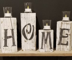 etsy, christmas decor, and unique decor image