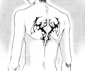 back, boy, and kira image