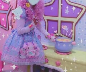 angelic pretty, kawaii, and harajuku fashion image