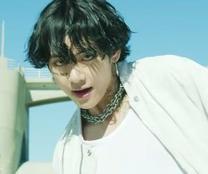 handsome, taehyung, and namjoon image