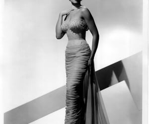 old hollywood glamour and diahann carroll image
