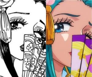 anime, op, and wano image
