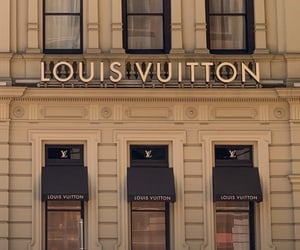 Louis Vuitton, luxury, and fashion image