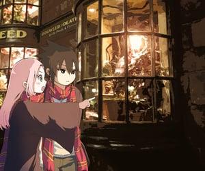 background, naruto, and sasusaku image