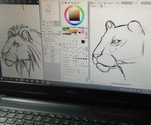 animal, animals, and dibujo image