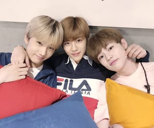 johnny, mark lee, and jungwoo image