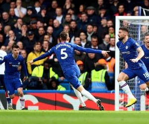 Chelsea, football, and premier league image